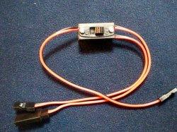 画像1: 双葉 JR  60芯 大電流対応 受信機用スイッチ
