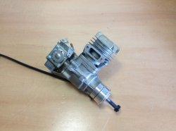 画像2: RCGF社  10ccガソリンエンジン ビームマウント
